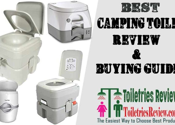 15 Best Portable Camping Toilet of 2021