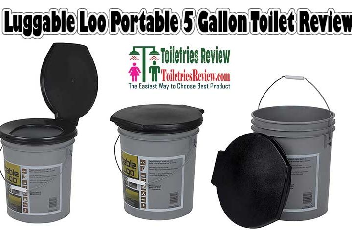 Luggable Loo Portable 5 Gallon Toilet Review