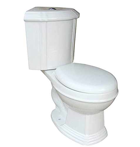 Renovator's Supply Porcelain Corner Toilet Review