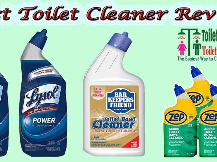 10 Best Toilet Cleaner Review of 2021