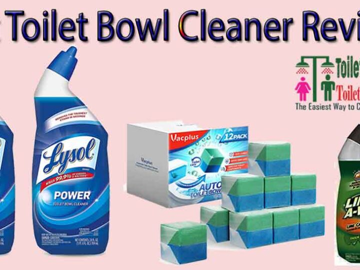 10 Best Toilet Bowl Cleaner Review of 2021